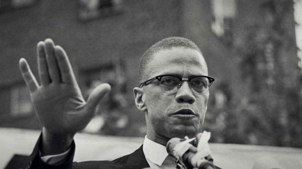 Fiscalía de Manhattan revisará caso del asesinato de Malcom X tras documental - Malcolm X. Captura de pantalla / Netflix