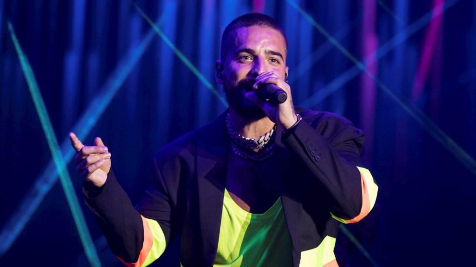 "Maluma promete la gira más ambiciosa y ""segura"" del nuevo mundo postcovid - Maluma concierto cancelado reggaeton"