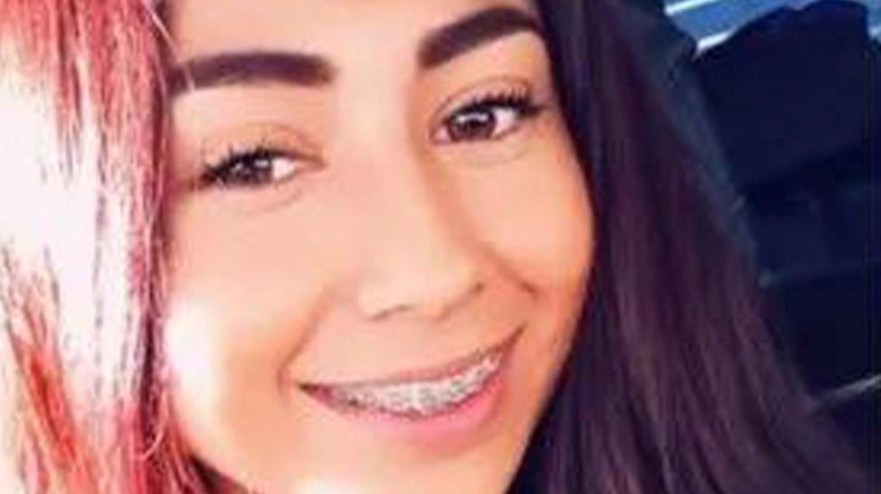 Hallan muerta en Baja California a estudiante desaparecida - Marbella Valdez Villareal. Foto Especial