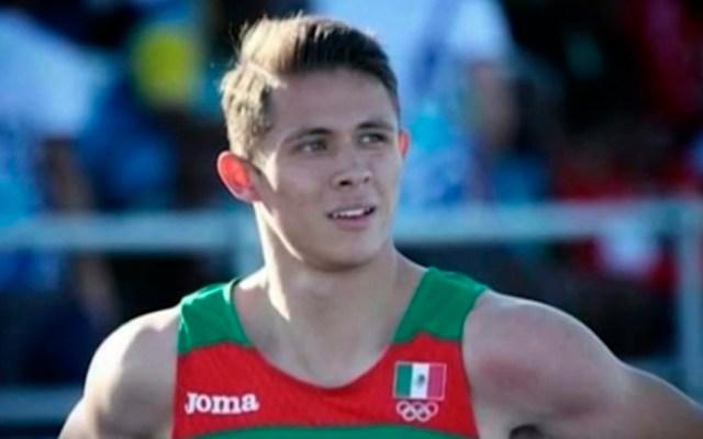 Aprehenden a presunto homicida del atleta Martín Alejandro Loera - Martín Alejandro Loera. Foto de @ICHDmx