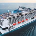 Crucero Meraviglia no tiene autorización para atracar en Cozumel; espera inspección sanitaria