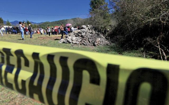 Suman 63 mil 895 homicidios dolosos en lo que va del sexenio de AMLO - Foto de Notimex