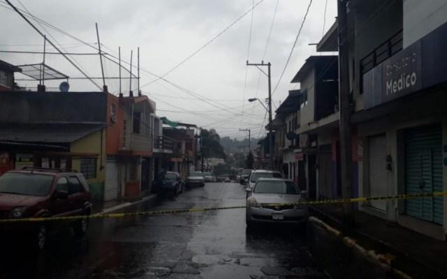 Ataque a negocio en Uruapan deja ocho muertos - Michoacán Uruapan Ataque disparos