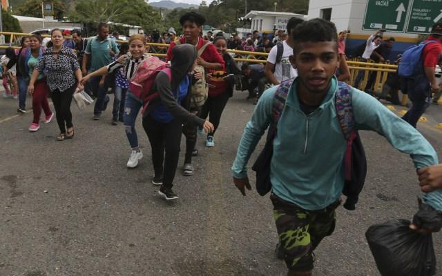 CNDH investiga agresiones contra migrantes en Tabasco - Foto de Notimex