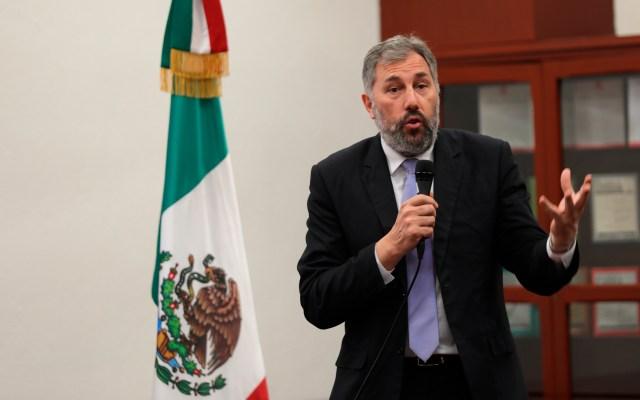España busca sumarse a plan de desarrollo de México para Centroamérica - Miguel Ángel Encinas, coordinador en México de la Agencia Española de Cooperación Internacional para el Desarrolo (AECID). Foto de EFE