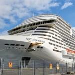Autorizan atraco de crucero en Cozumel