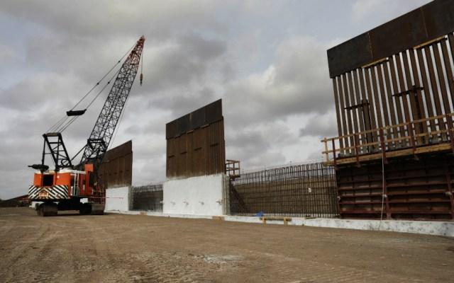 Pentágono desvía más de tres mil millones de dólares para muro fronterizo - Foto de CBP