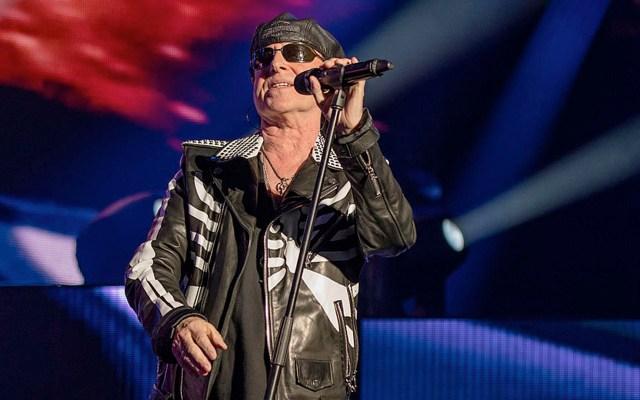 Operan de emergencia a vocalista de Scorpions - Operan de emergencia a vocalista de Scorpions