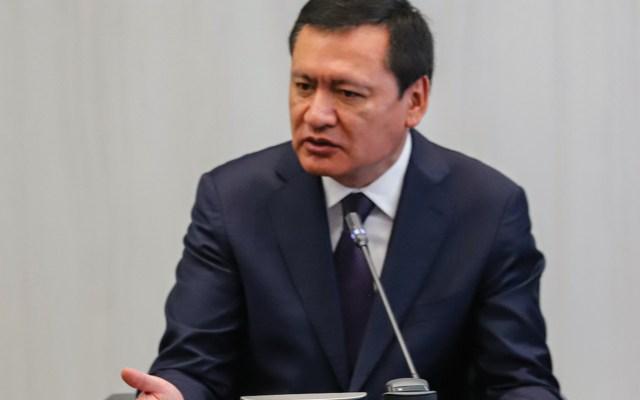 Santiago Nieto niega investigación contra Osorio Chong por caso Odebrecht - Foto de Notimex