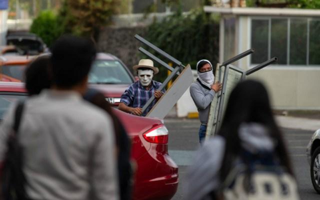 Omisas autoridades de UNAM ante violencia de género, acusó diputado Pablo Gómez - Foto de Notimex