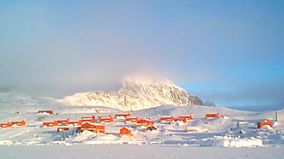 Antártica registra nuevo récord de aumento de temperatura - Península Antártica. Foto de @WMO