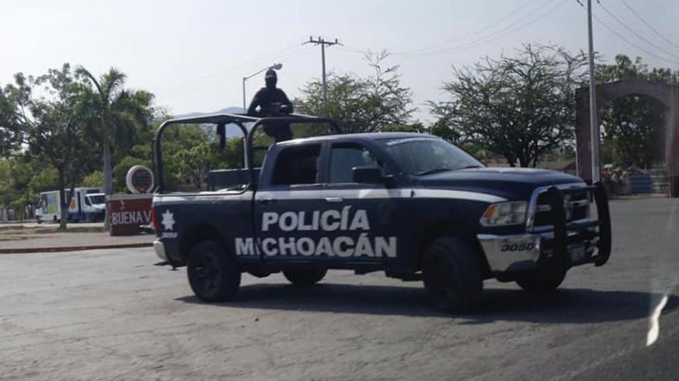 Hallan en Michoacán fosa clandestina con 10 cadáveres en descomposición - Hallan fosa clandestina con 10 cadáveres en descomposición en inmueble de Michoacán