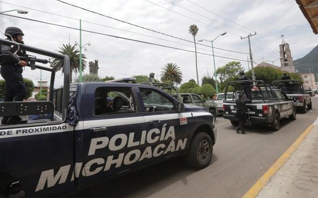 Casi mil policías fueron asesinados en México en los últimos dos años - Foto de EFE