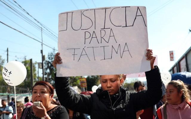 Todavía no hay órdenes de aprehensión contra presuntos asesinos de Fátima