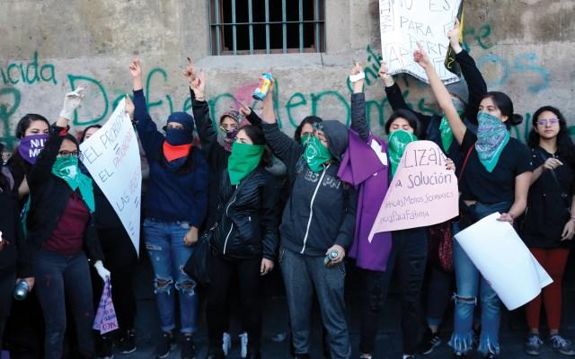 Mujeres convocan a paro nacional tras ola de feminicidios - Foto de EFE