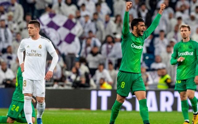 Real Sociedad elimina al Real Madrid de la Copa del Rey - Real Sociedad elimina al Real Madrid de la Copa del Rey