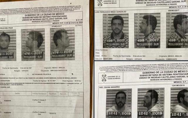 Detienen a 11 servidores públicos por fuga de reos del Reclusorio Sur - Encarcelan a 11 servidores públicos por la fuga de tres reos del Reclusorio Sur