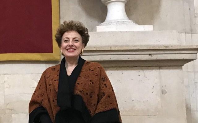 Designan a la embajadora Roberta Lajous como coordinadora de la Celac - Roberta Lajous Vargas es actual embajadora de México en España. Foto de @robertalajous