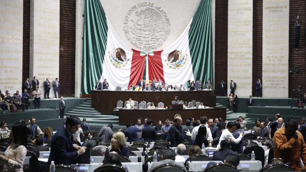 Dan a conocer hora y sitio de la apertura del Periodo Ordinario de Sesiones en el Congreso - Foto de Cámara de Diputados