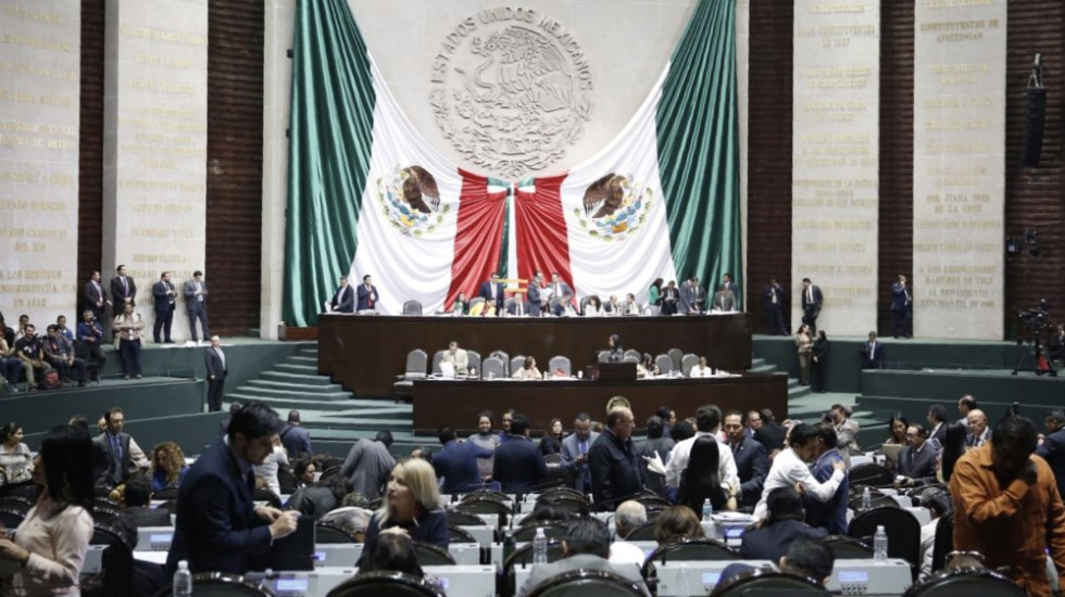 Aprueban diputados convocatoria para elegir a consejeros del INE - Foto de Cámara de Diputados