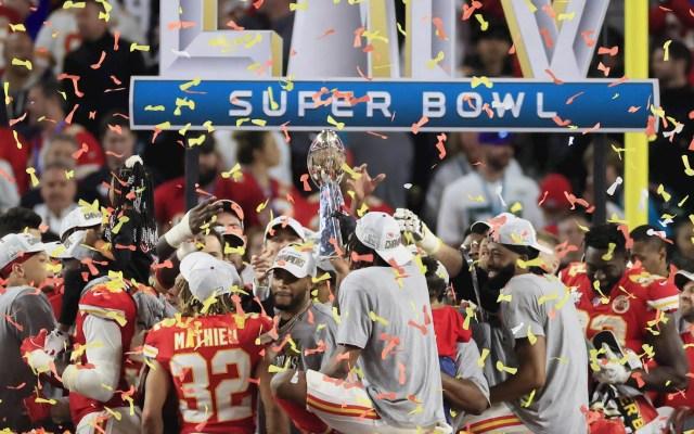 Chiefs, 50 años después, se proclama campeón de la NFL - Super Bowl Kansas City Chiefs 6