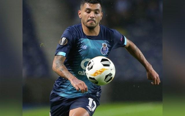 Jesús 'Tecatito' Corona mete un gol en triunfo contundente del Porto - Jesús 'Tecatito' Corona mete un gol en el triunfo contundente del Porto