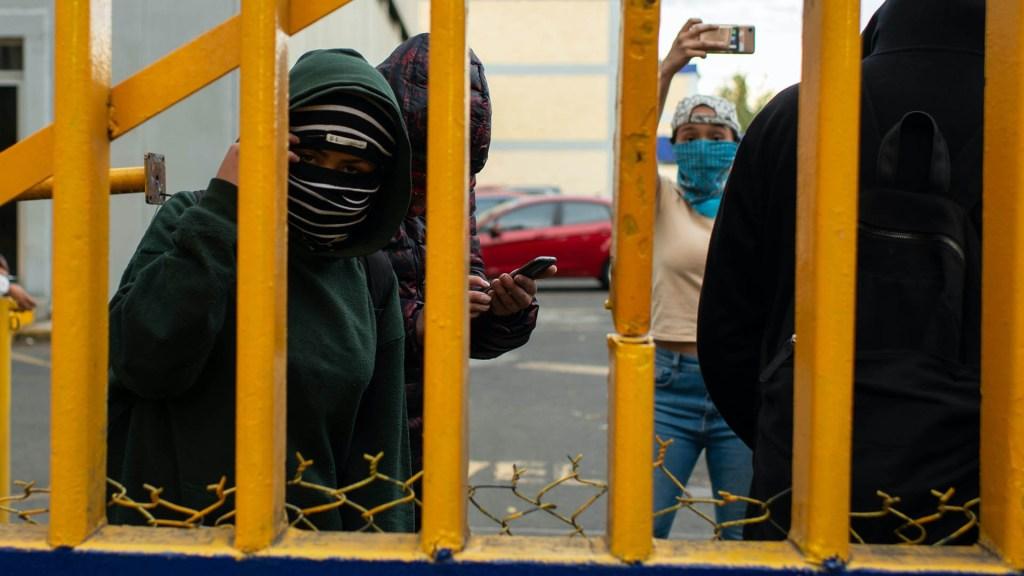 UNAM identifica a grupo que participó en toma de planteles - Toma Preparatoria UNAM ENP