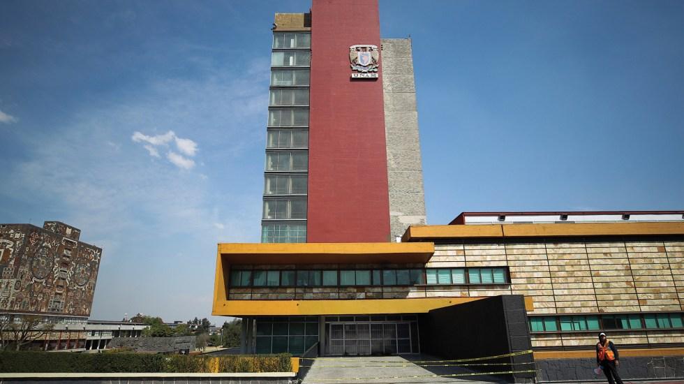 Alumnas de la UNAM denuncian ante la FGJ distribución de fotografías - UNAM