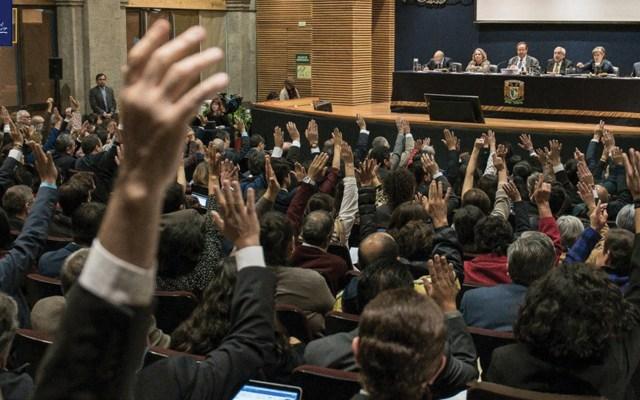 UNAM aprueba presupuesto para 2020 - Foto de Twitter UNAM
