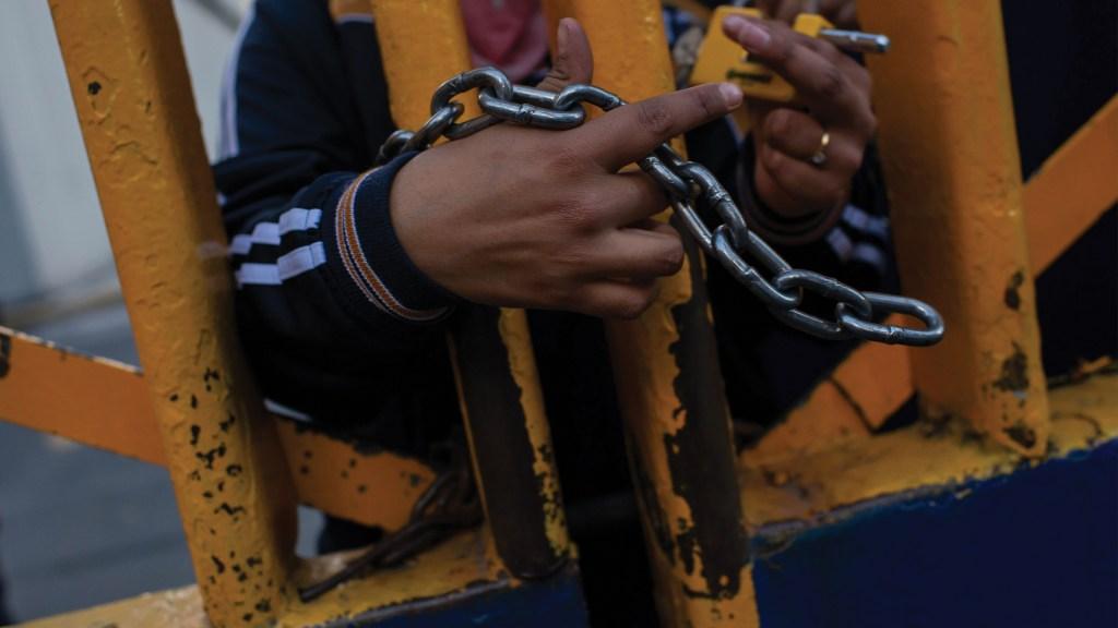 UNAM pide apoyo al gobierno para identificar actores externos en toma de planteles - Foto de Notimex