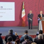 Coronavirus en México; Conferencia de AMLO (28-02-2020)