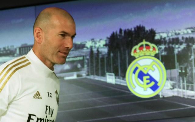 Zidane da espaldarazo a Marcelo y Gareth Bale - Foto de EFE