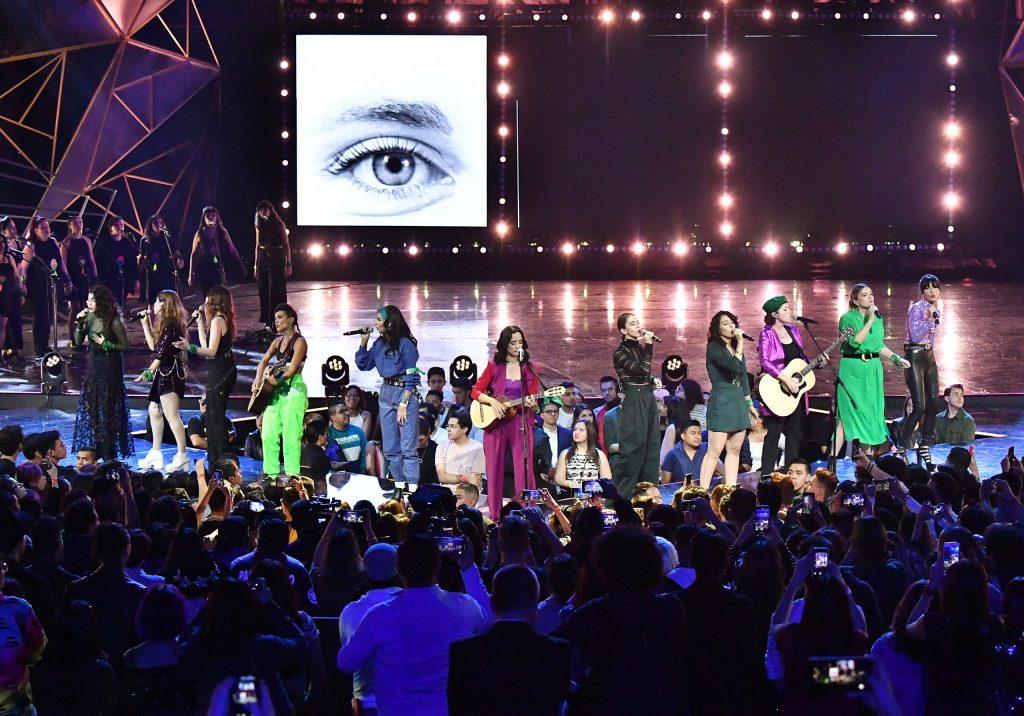 Julieta Venegas alza la voz por las mujeres - Getty Images for Spotify