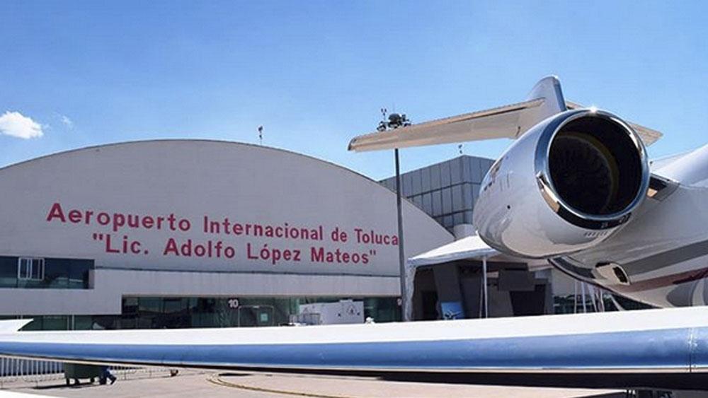 México compra a Aleatica participación en aeropuerto de Toluca - México compra a Aleatica participación en aeropuerto de Toluca