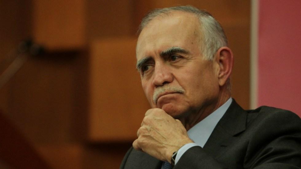 Alfonso Romo niega presunto conflicto de interés y descarta renunciar - Foto de Notimex