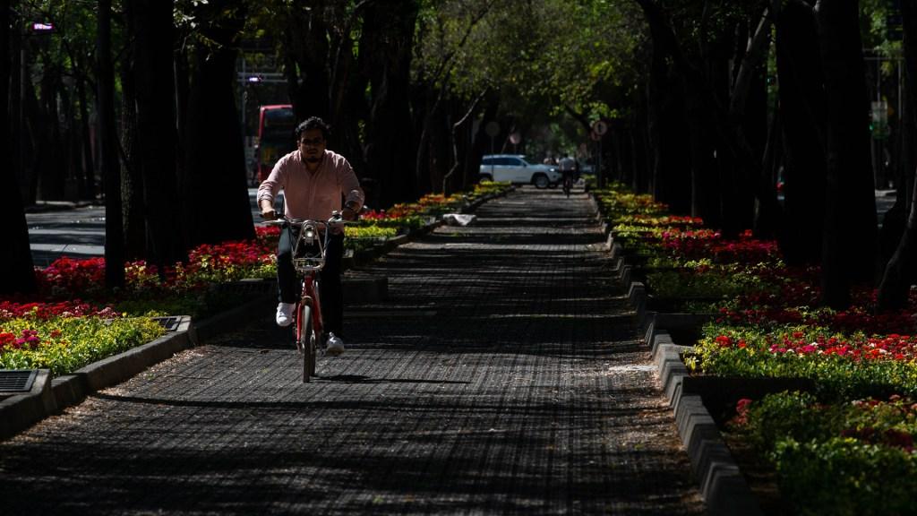 Activan Alerta Amarilla por altas temperaturas en nueve alcaldías - Foto de Notimex