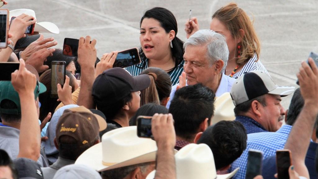 """""""Ya tomé la decisión de salir de gira porque necesitamos retomar la vida pública"""": AMLO - El presidente Andrés Manuel López Obrador"""