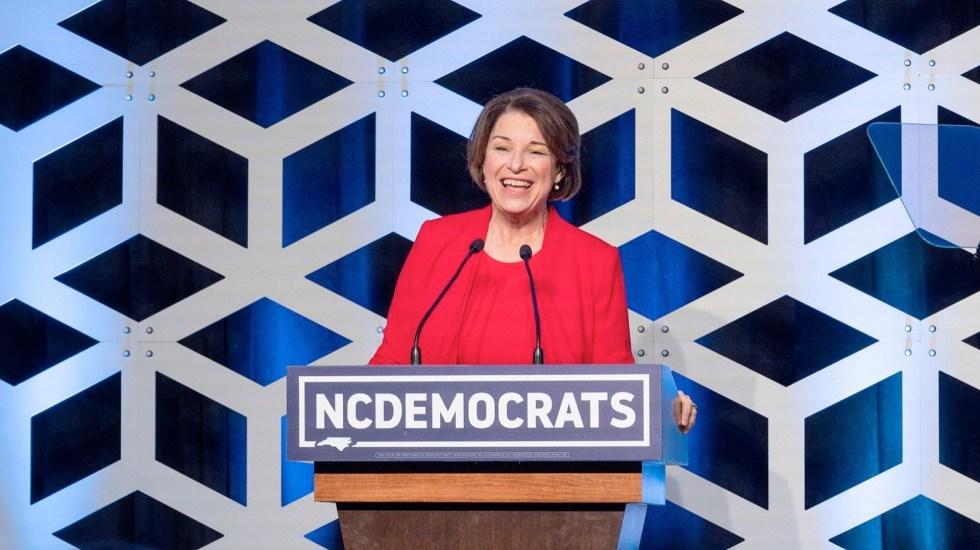 Es momento para una mujer de color: Amy Klobuchar no irá por la vicepresidencia de EE.UU. - Amy Klobuchar abandona carrera presidencial demócrata; apoyará a Biden