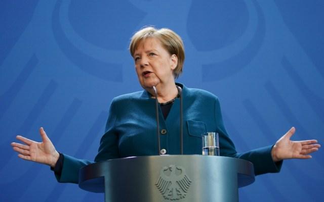 Merkel destaca valor de prensa crítica en tiempos de COVID-19 - Angela Merkel