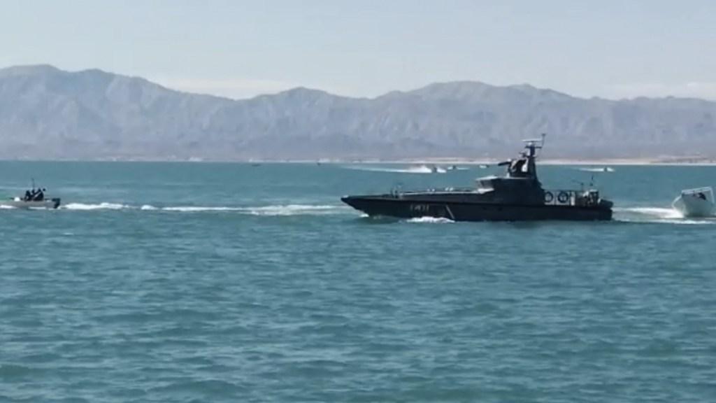 Denuncian nuevo ataque contra embarcación protectora de la vaquita marina - Foto de Profepa