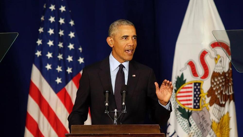 Barack Obama critica a Trump por coronavirus y crisis climática - Barack Obama