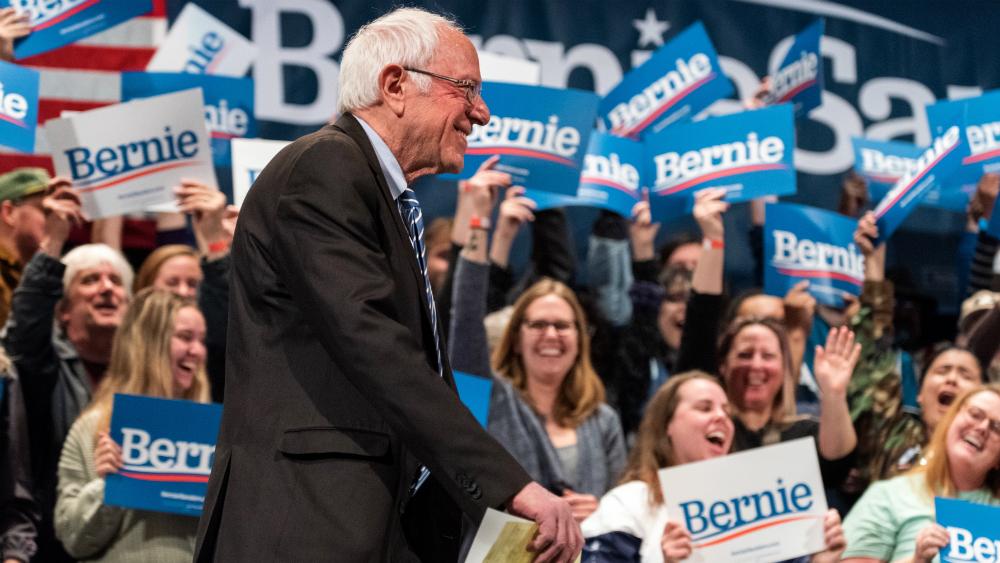 Bernie Sanders reevalúa su campaña ante la creciente ventaja de Biden - Foto de EFE