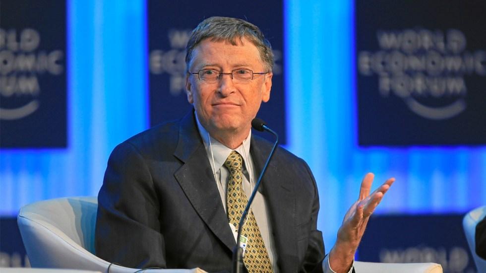Bill Gates abandona junta directiva de Microsoft; será asesor tecnológico - Foto de Wikimedia