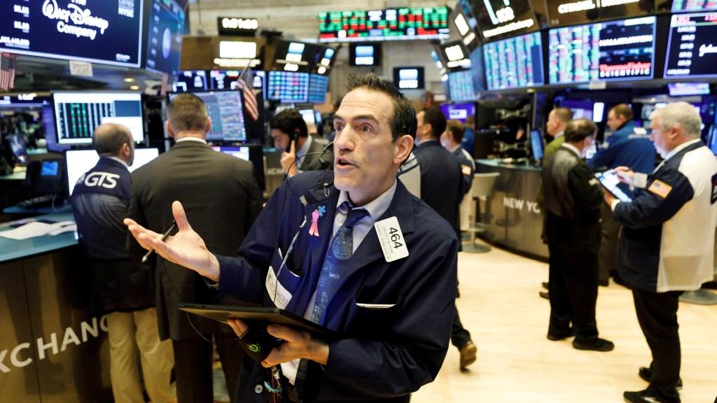 Dow Jones cierra la semana con caída del 4.06 por ciento - Bolsa de Nueva York. Foto de EFE