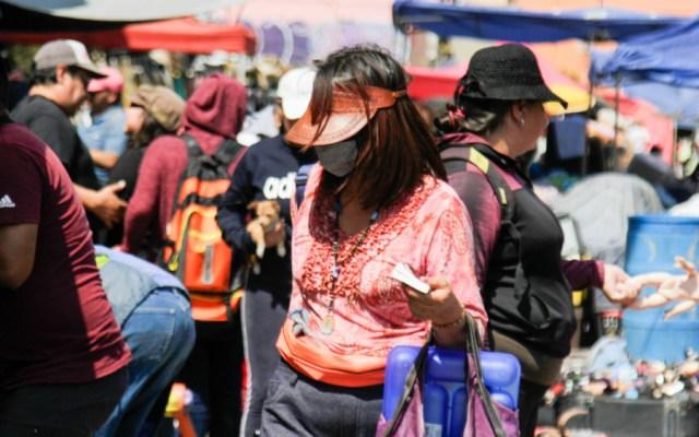Alertas Naranja y Amarilla por calor este jueves en la Ciudad de México - Foto de Notimex