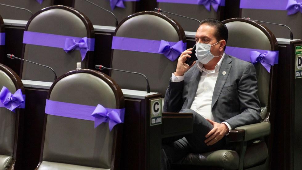 Cámara de Diputados entrará en receso pero utilizarán última sesión para caso Robles - Foto de Notimex