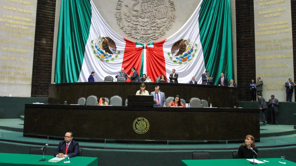 Diputados aprueban juicio político contra Rosario Robles - Foto de Notimex / Archivo