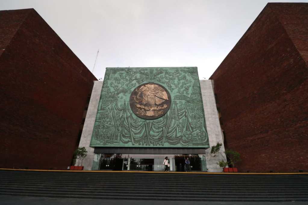 Emiten lista de aspirantes al INE que pasan a siguiente etapa - Vista del Palacio de San Lázaro. Foto de Cámara de Diputados
