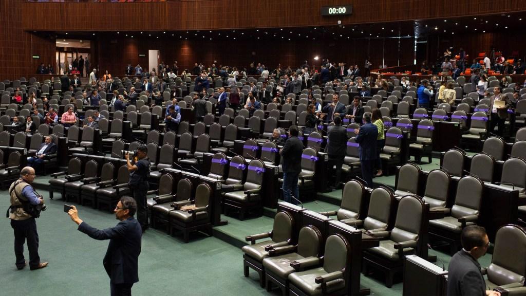 Diputados aprueban reformas que les permite buscar la reelección sin dejar el cargo - Cámara de Diputados sesión 18032020