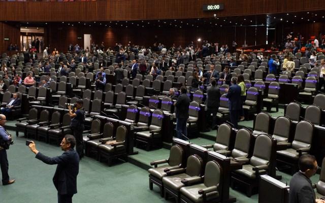 Por unanimidad, aprueban Período Extraordinario para discutir leyes del T-MEC - Cámara de Diputados sesión 18032020